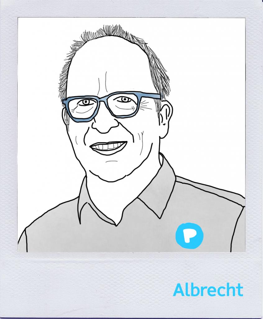 Mitarbeiter Albrecht Stangier